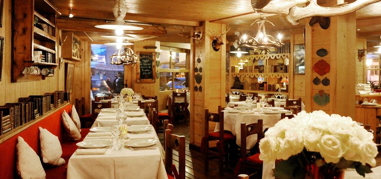 Restaurant Ouvert Megeve